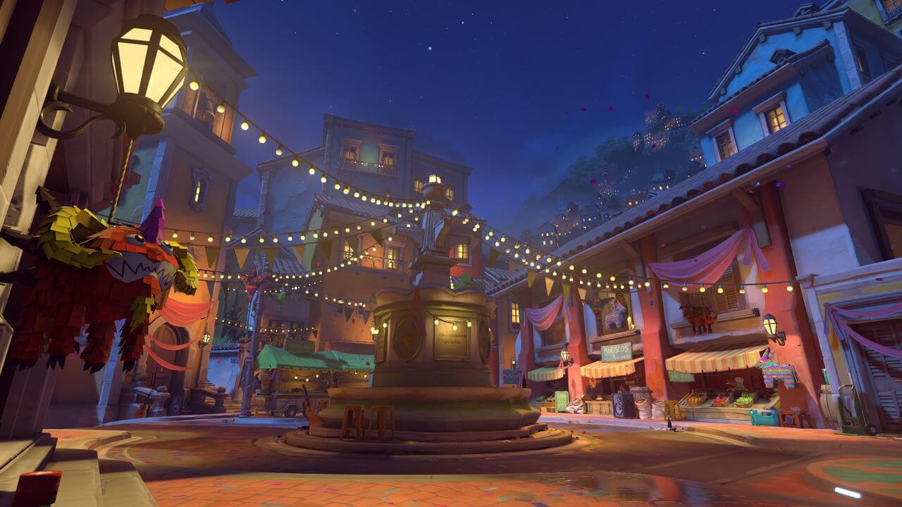 Overwatch сопровождение (Escort), руководство по игровому режиму