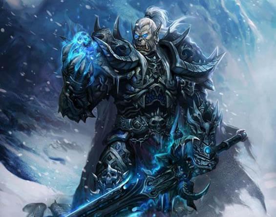 Рыцарь смерти PvP