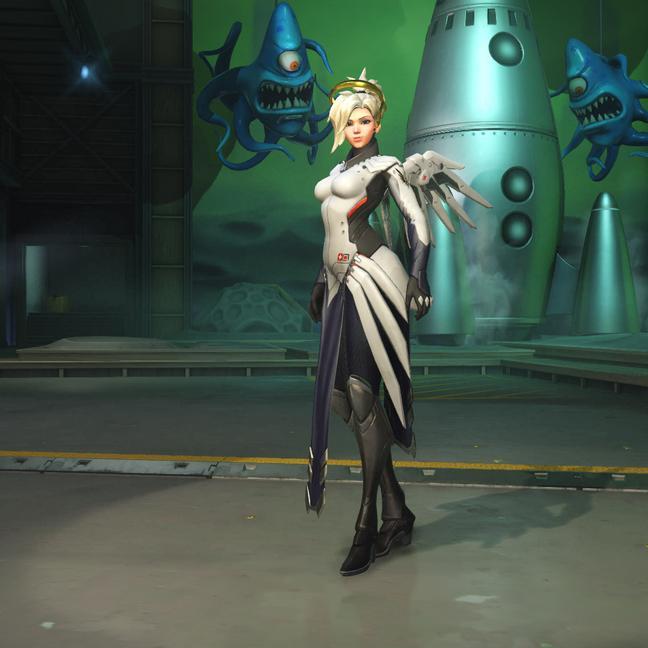 Скины Ангела Overwatch