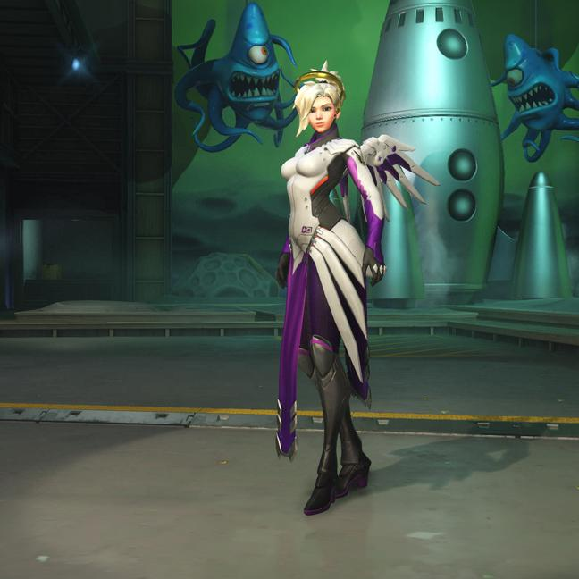 mercy skin orchid small - Скины Ангела Overwatchcd