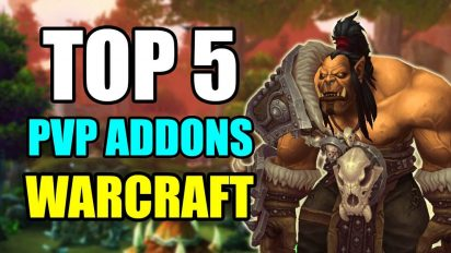 top 5 addons for pvp in world of warcraft wow best addons for arena and battlegrounds wod 6.2 412x232 - Лучшие 5 руководств по PvP-аддонам (WoW Legion 7.3)cd