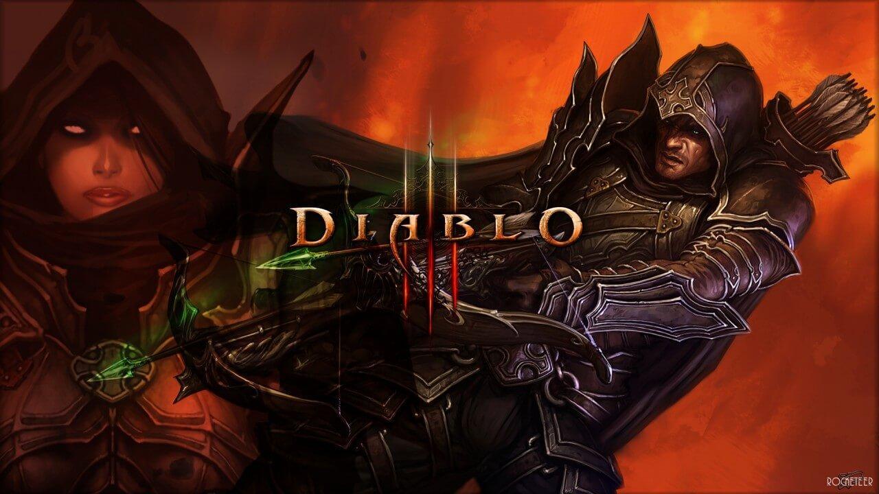 Билд охотника на демонов в Diablo 3