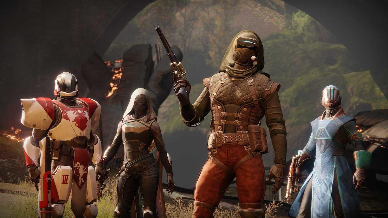destiny 2 emb crucible pvp the fortress 6 - За какой класс начать играть в Destiny 2? Быстрый обзорcd