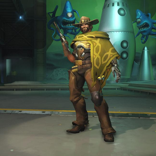 mccree skin wheat small - Маккри (McCree) скины Overwatchcd