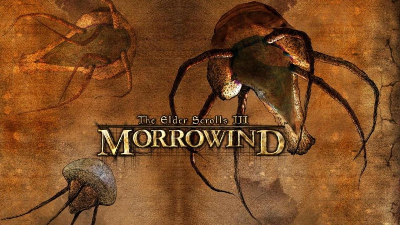 Вспомни старое Morrowind