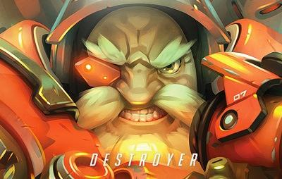 overwatch torbjorn destroyer thumb 1 - Гайд на Торбьорна Overwatchcd