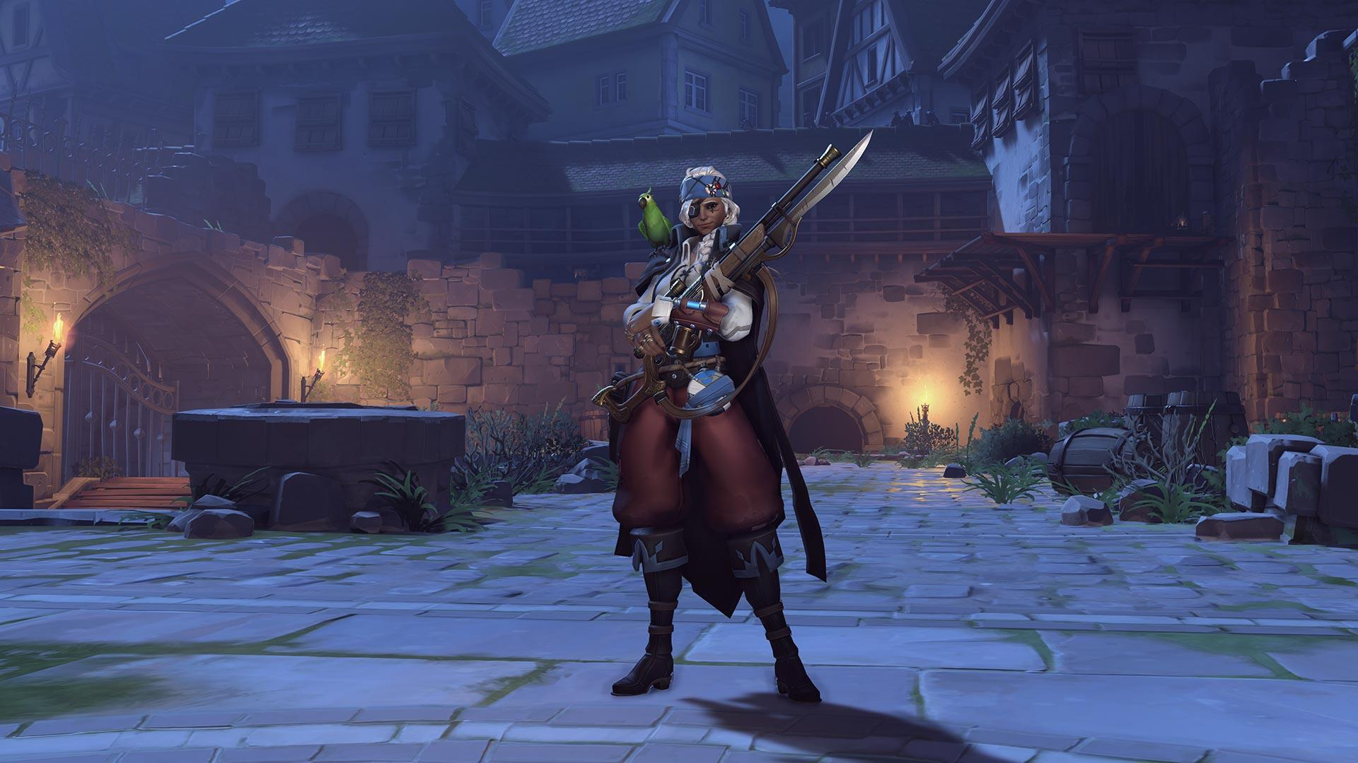 overwatch halloween terror 2017 new skins 1 - Скины на хэллоуин Overwatch 2017cd