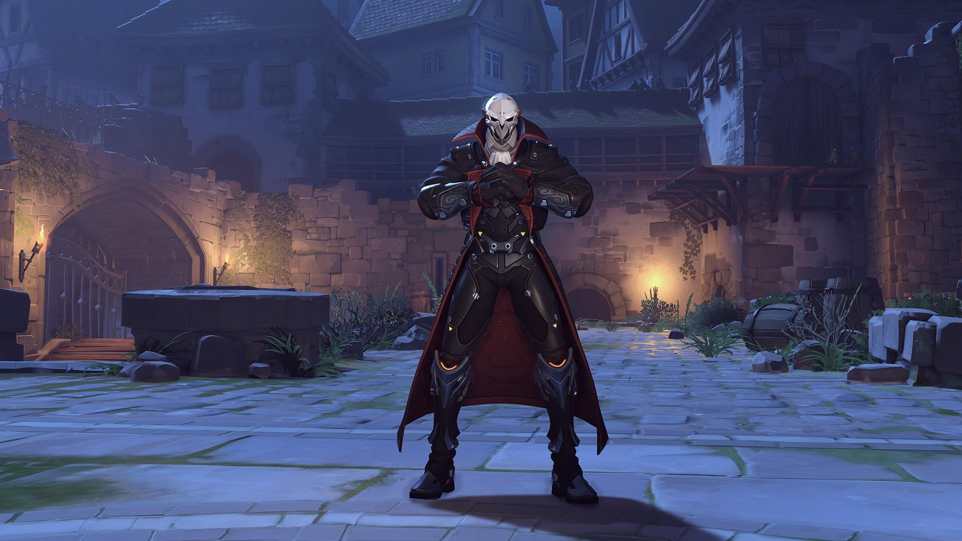 overwatch halloween terror 2017 new skins 7 - Скины на хэллоуин Overwatch 2017cd