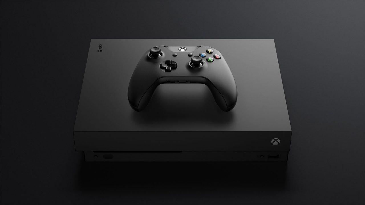 Xbox One X Обзор