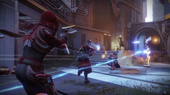 Destiny 2 гайд по выживанию - советы, рекомендации и стратегии.