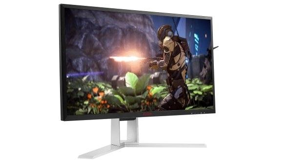 Best gaming monitor runner up AOC AGON AG271QG - Лучший игровой мониторcd