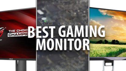 Топ игровых мониторов