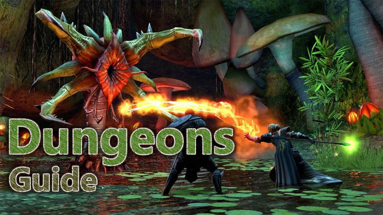 Dungeons Guide - Обзор подземелий в TESOcd