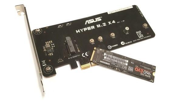 M2 SSD adapter