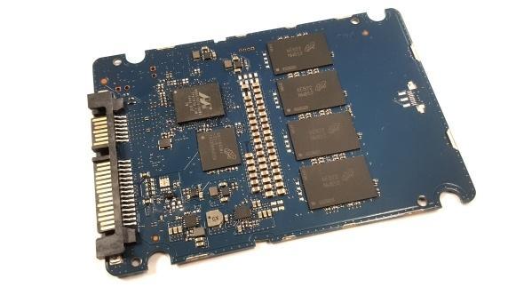 SSD inside