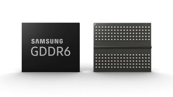 Samsung 16Gb GDDR6