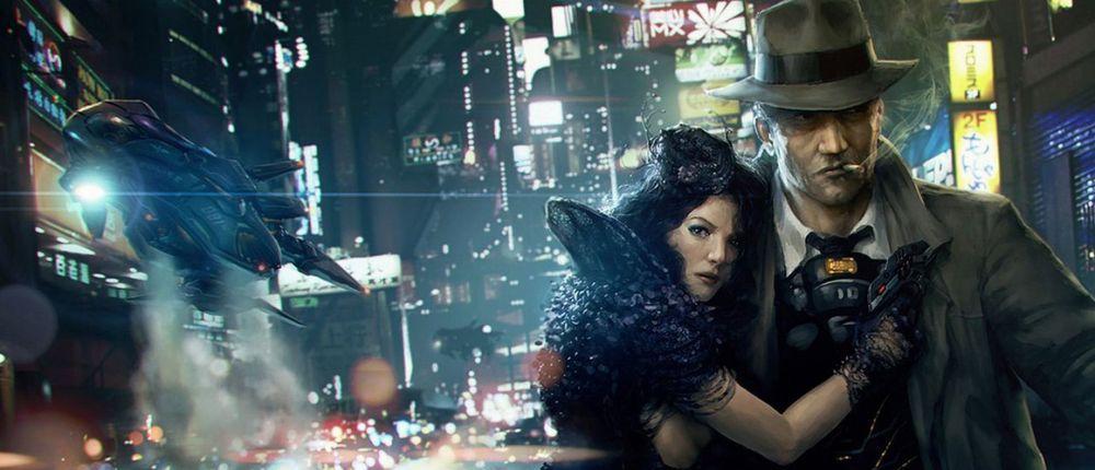 cyberpunk-2077 тизер
