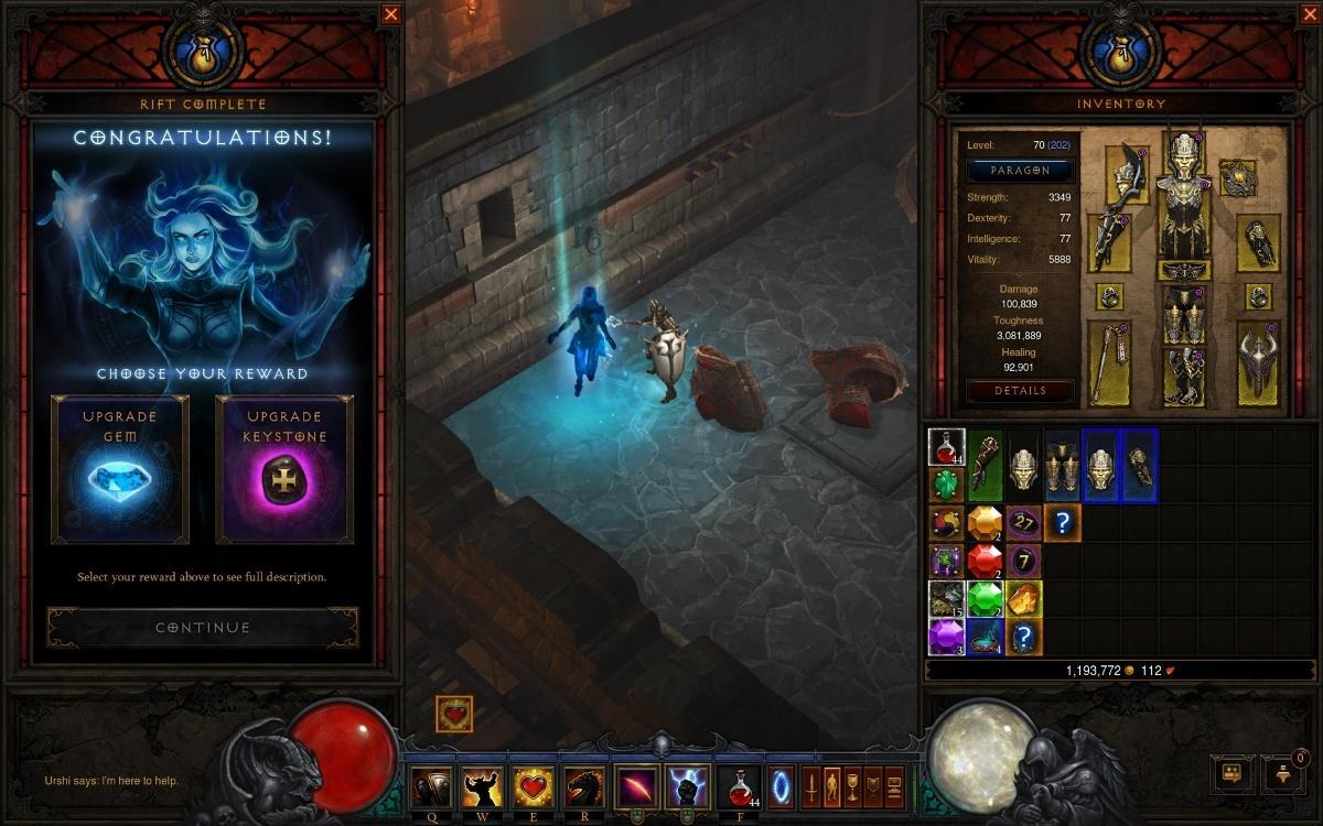 Как эффективно проходить великие порталы в Diablo 3