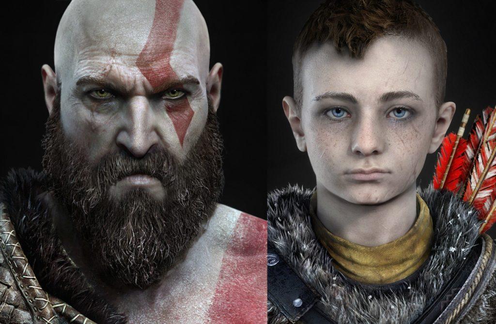 kratos-son