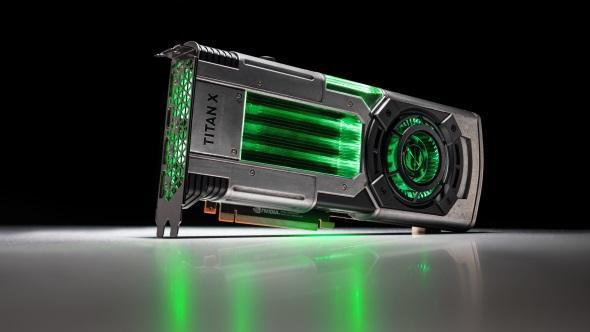 Nvidia Titan Xp с уникальным дизайном STAR WARS