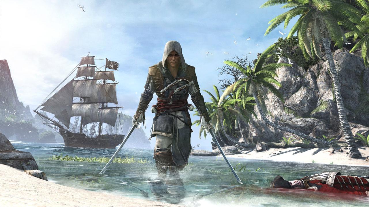 015200 - Лучшая игра Assassin's Creed бесплатна на ПК прямо сейчасcd