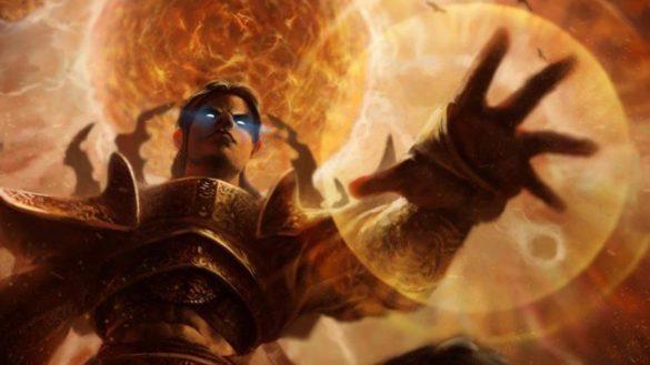 Diablo III топ билд чародея