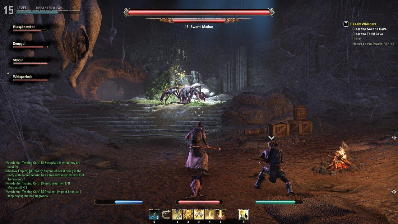 The Elder Scrolls Online new - Provision's TeamFormation супер аддон для TESOcd