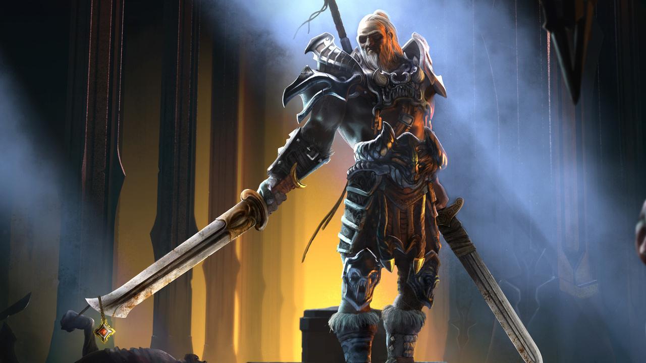 barbarians diablo3 - Варвар в билде Вихрь с гневом пустошейcd