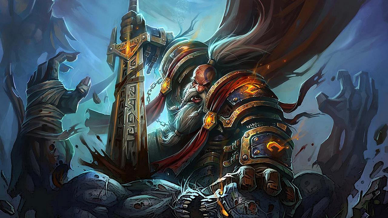 ПвП гайд на Воина Оружие Легион