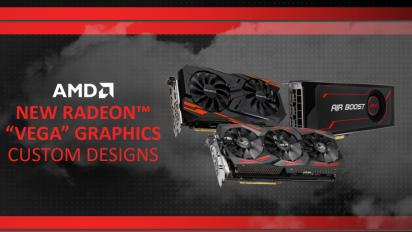 3336534 graphicsrx64 412x232 - AMD демонстрирует новые графические процессоры на выставке CES 2018, подтверждает партнерство Intelcd