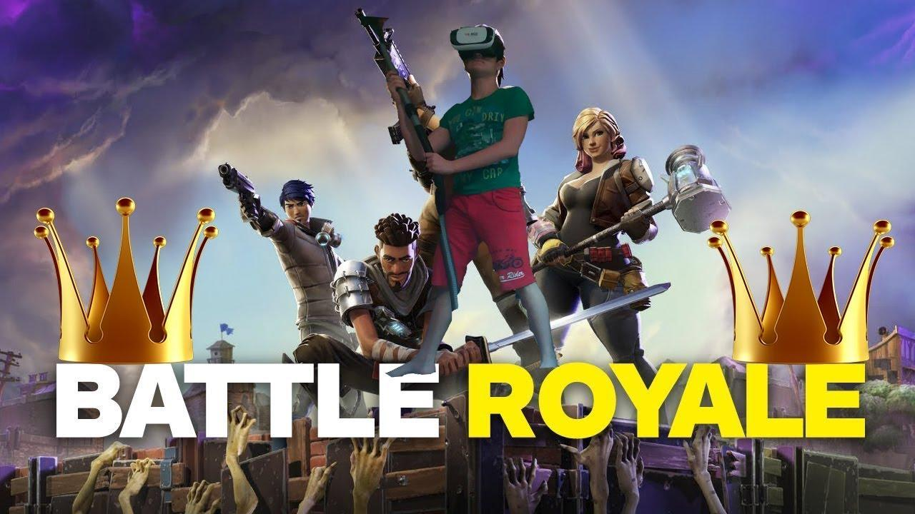 battle royal fort - Гайд Fortnite: Battle Royalecd