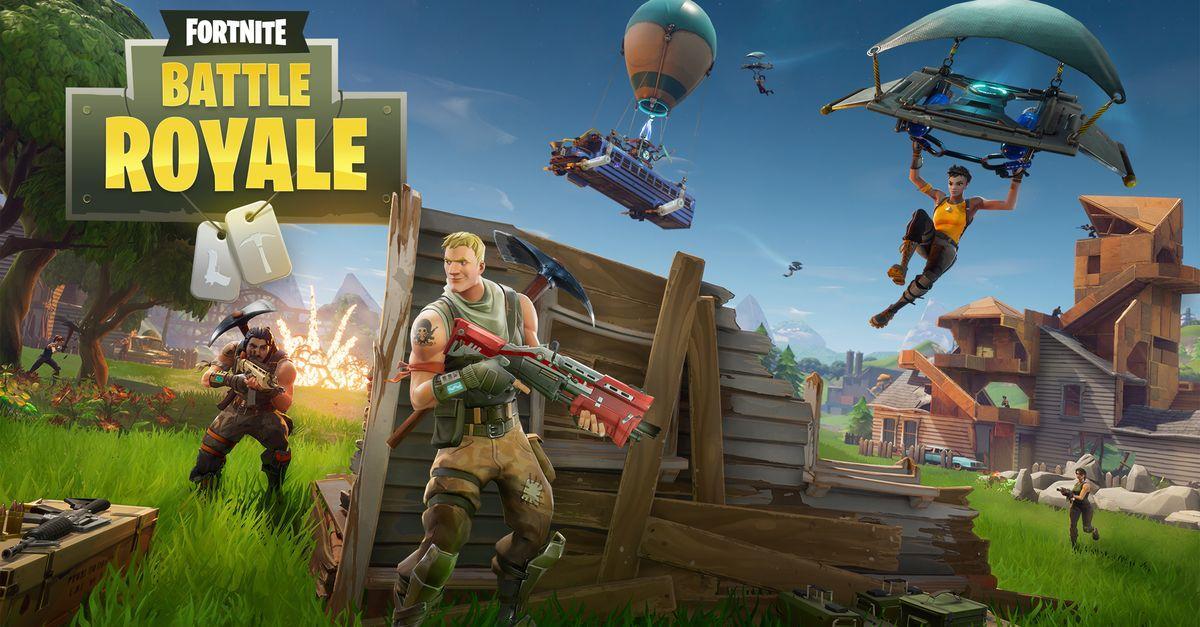 Гайд Fortnite: Battle Royale