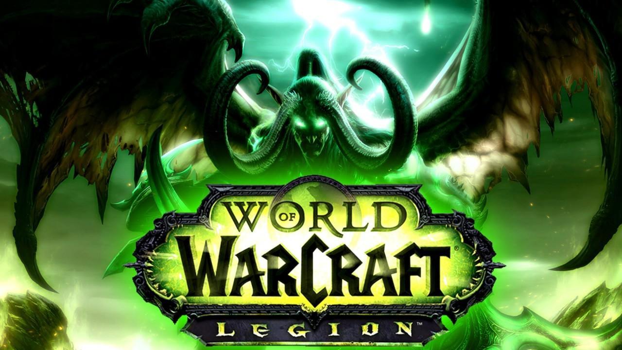 WoW Legion прокачка 100-110 уровень