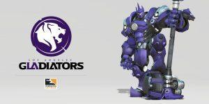 Overwatch Лига: Жетоны, Скины, Команды