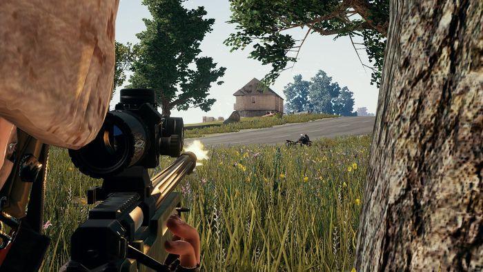 PUBG: Лучшая снайперская винтовка (ПК, Xbox One)