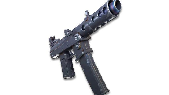 Fortnite: Battle Royale - список всех уровней оружия со статистикой