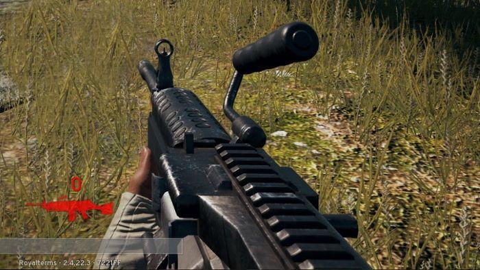 80 5 - PUBG: лучшее оружие в игре (ПК, Xbox One)cd