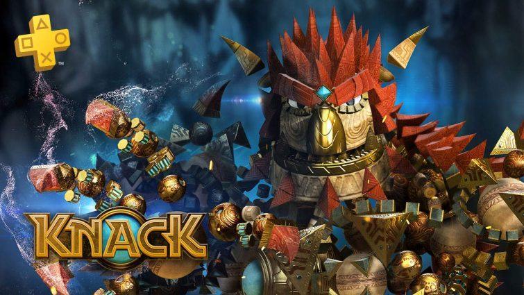 knack - Игры PlayStation Plus за Февральcd