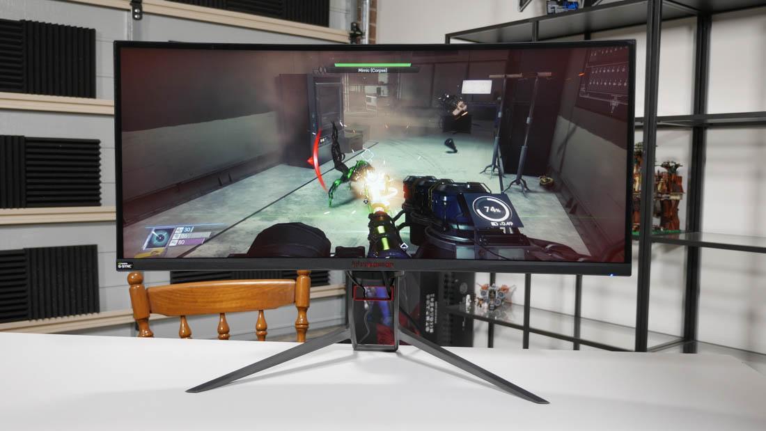 s 11 - Acer Predator X34 обзор игрового монитораcd