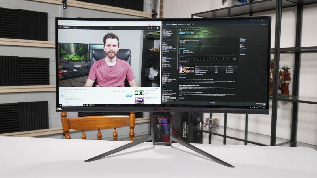 s 14 - Acer Predator X34 обзор игрового монитораcd