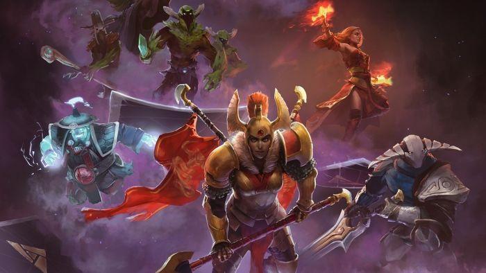 Артефакт: список героев - Подтвержденные герои для карточной игры Dota