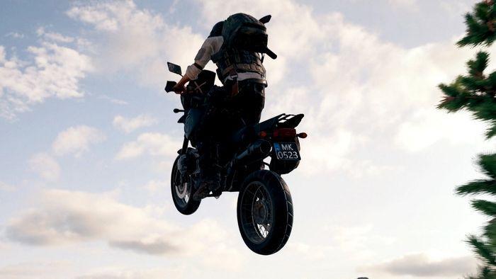 80 8 - PUBG: Как водить автомобили и мотоциклыcd