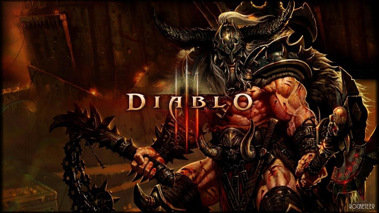 diabl720 - Обзор Diablo 3cd