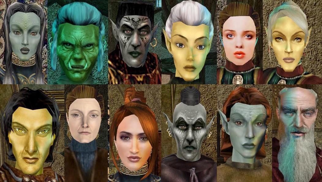 fef6ff61 - Расы Morrowindcd