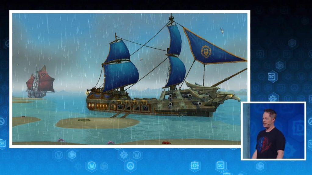 Экспедиции на острова в Битве за Азерот