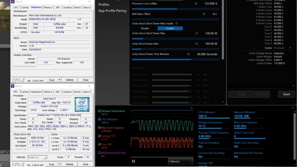 Чипсет Intel B360 и Z370: финальная, бюджетная платформа 8-го поколения