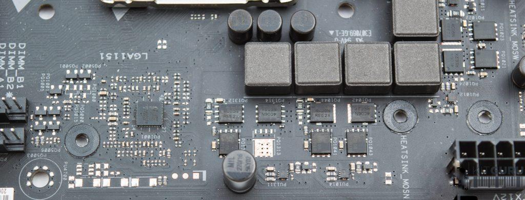 ASUS ROG Strix H370-F Gaming Обзор