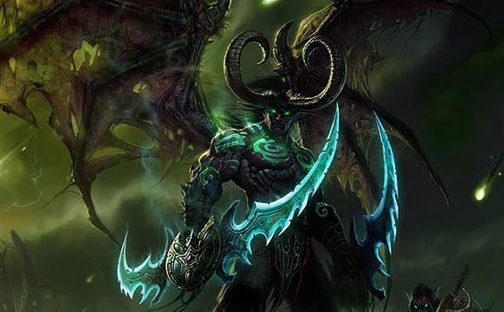 Охотник на Демонов - обзор класса WoW
