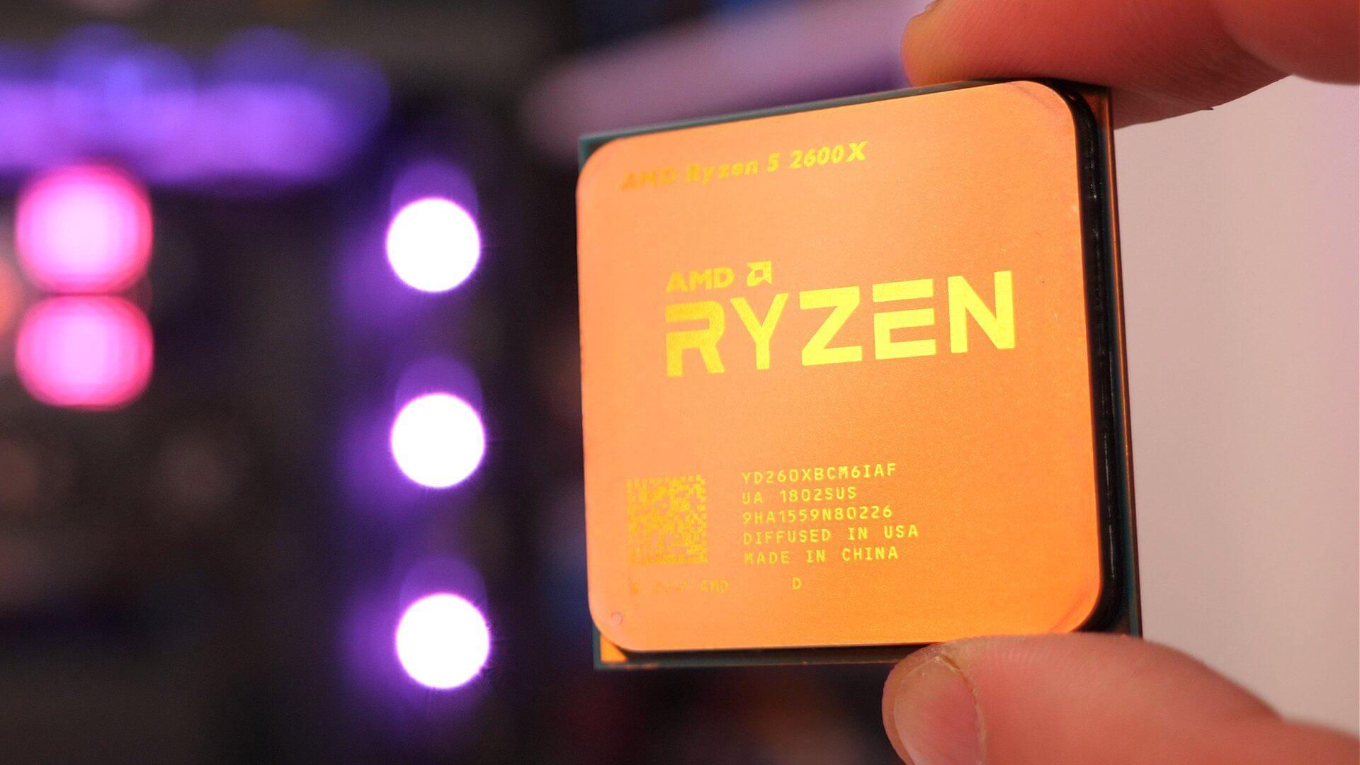 AMD Ryzen 7 2700X & Ryzen 5 2600X Обзор