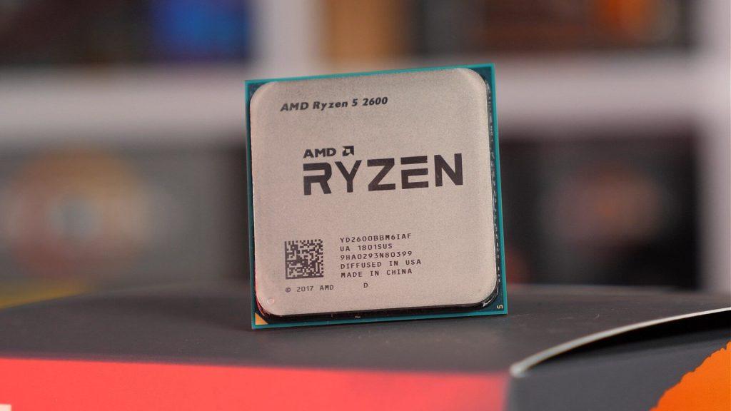 AMD Ryzen 5 2600 Обзор